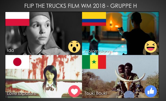 Flip the Truck | Film WM | Gruppe G