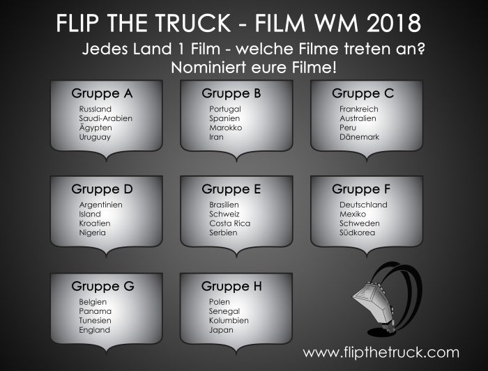 Film WM 2018 | Flip the Truck