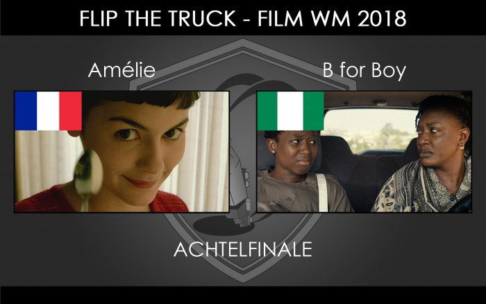Flip the Truck | Film WM 2018 | Amelie B for Boy