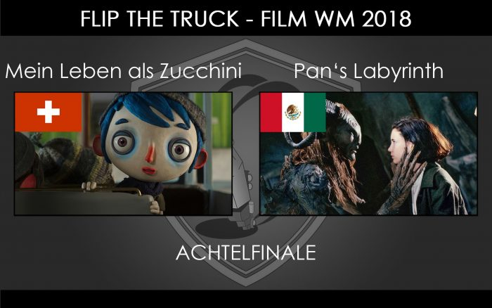 Flip the Truck Film Wm Achtelfinale
