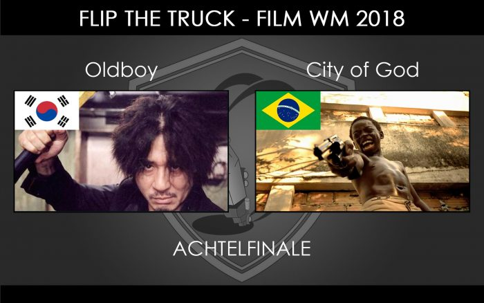 Flip the Truck | Achtelfinale Oldboy City of God