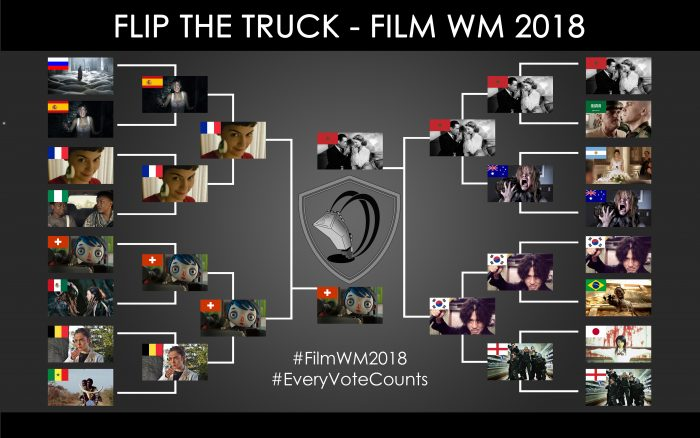 Flip the Truck | Film WM 2018 | Finale