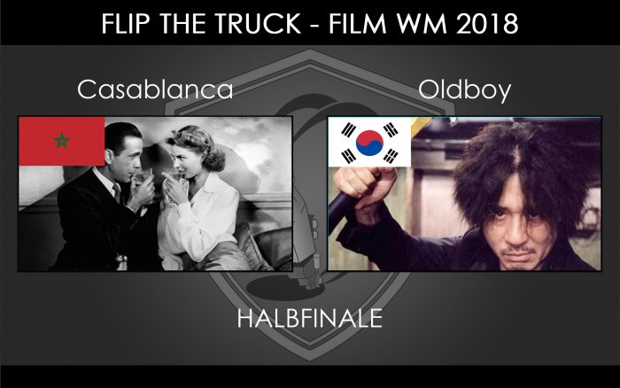 Flip the Truck | Film WM Halbfinale | Casablanca Oldboy