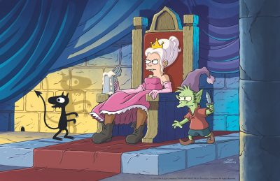Streaming Thursday | Disenchantment | Netflix