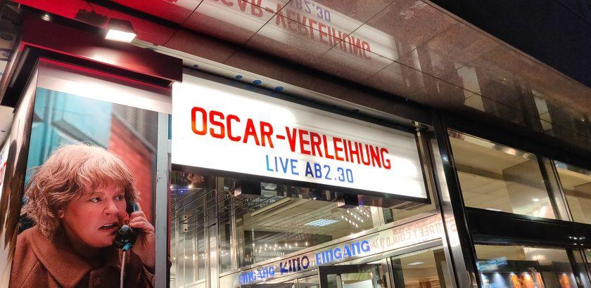 Oscarnacht 2019 | Oscars Gartenbaukino