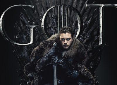 Game of Thrones | Staffel 8 | Jon Snow Poster