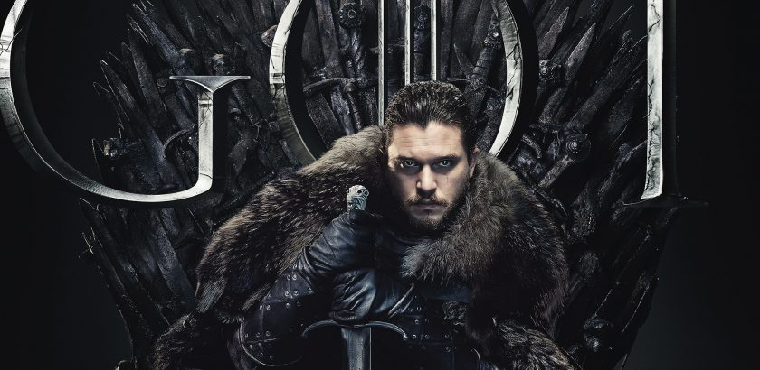 Game of Thrones | Staffel 8 | Jon Snow Poster